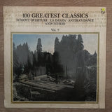 100 Greatest Classics - Vol 9 - Vinyl LP Record - Opened  - Very-Good+ Quality (VG+)