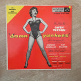 Gwen Verdon ‎– Damn Yankees - Vinyl LP Record - Opened  - Very Good Quality (VG) - C-Plan Audio