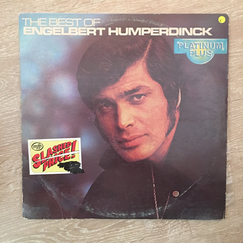 Best of Engelbert Humperdinck - Vinyl LP Record - Opened  - Very-Good Quality (VG) - C-Plan Audio