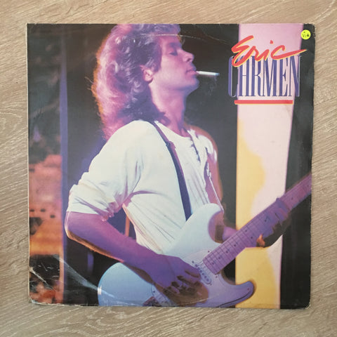 Eric Carmen  -  Vinyl LP Record - Opened  - Very-Good Quality (VG)