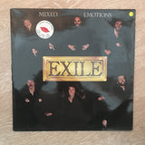 Exile - Mixed Emotions -  Vinyl LP Record - Opened  - Very-Good+ Quality (VG+) - C-Plan Audio