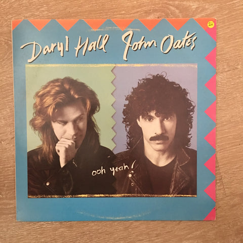 Daryl Hall & John Oates - Ooh Yeah - Vinyl LP Record - Opened  - Very-Good+ Quality (VG+)