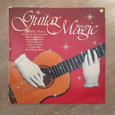 Guitar Magic - Vinyl LP Record - Opened  - Very-Good+ Quality (VG+) - C-Plan Audio