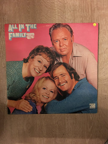 All In The Family -  Vinyl LP Record - Opened  - Very-Good+ Quality (VG+)