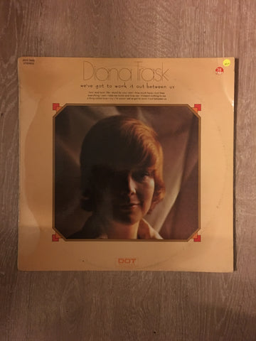 Diana Trask - We've Got To Work It Out Between Us - Vinyl LP Record - Opened  - Very-Good+ Quality (VG+)