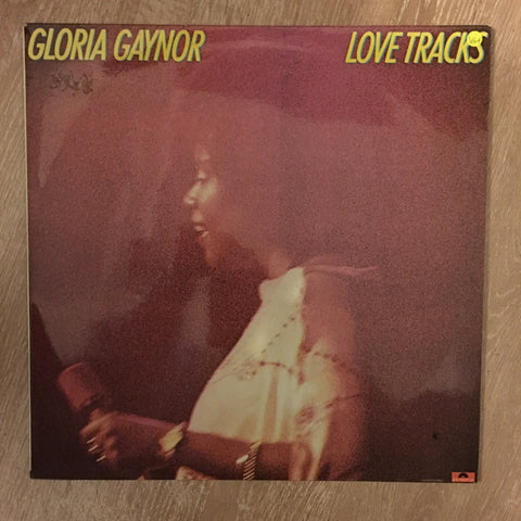 Gloria Gaynor - Love Tracks  - Vinyl LP - Opened  - Very-Good+ Quality (VG+)