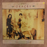 The Graces ‎– Perfect View  - Vinyl LP Record - Opened  - Very-Good+ Quality (VG+) - C-Plan Audio