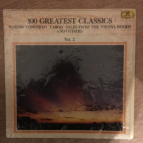 100 Greatest Classics - Vol 2 - Vinyl LP Record - Opened  - Very-Good- Quality (VG-)