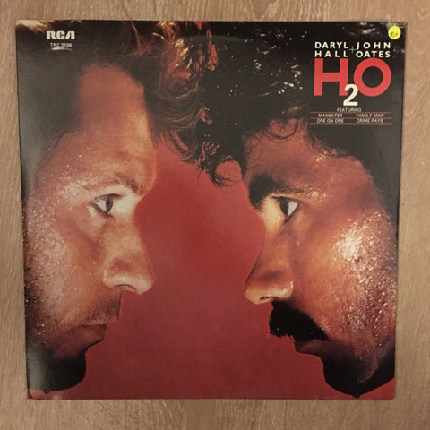 Daryl Hall & John Oates - H2O - Vinyl LP Record - Opened  - Very-Good+ Quality (VG+) - C-Plan Audio