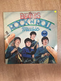 Beatles - Rock & Roll Music - Double  Vinyl LP Record - Opened  - Very-Good- Quality (VG-)