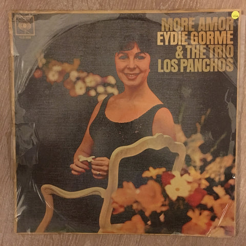 Eydie Gorme & The Trio Los Panchos ‎– More Amor - Vinyl LP - Opened  - Very-Good+ Quality (VG+)