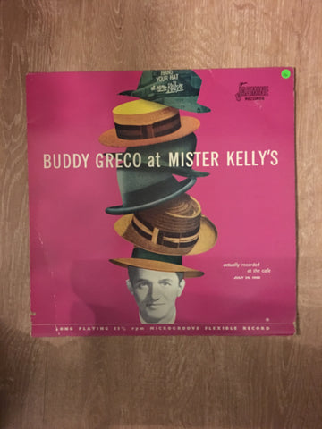 Buddy Greco at Mister Kelly's - Vinyl LP Record