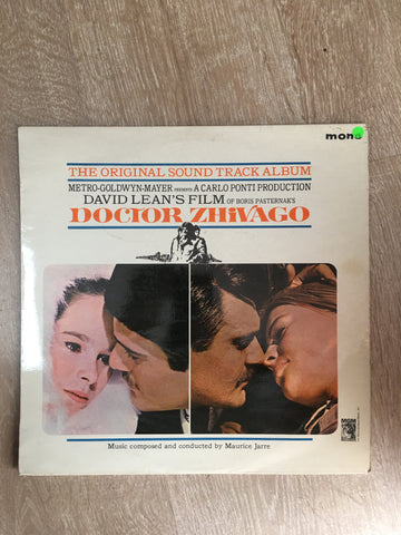 Maurice Jarre- Doctor Zhivago - Original Soundtrack Album - Vinyl LP Record - Opened  - Very-Good Quality (VG) - C-Plan Audio