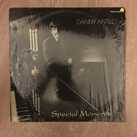 Danny Antill - Special Moments - Vinyl LP - Opened  - Very-Good+ Quality (VG+) - C-Plan Audio