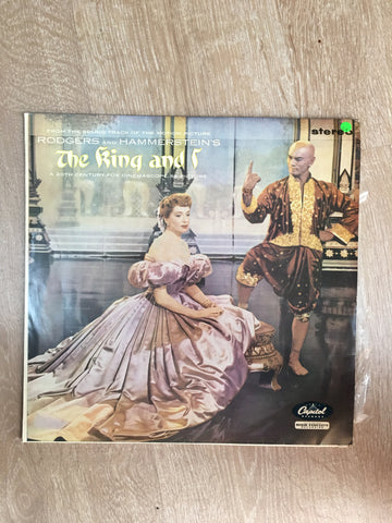 Rodger's and Hammerstein's - The King and I - Vinyl LP Record - Opened  - Good+ Quality (G+) - C-Plan Audio