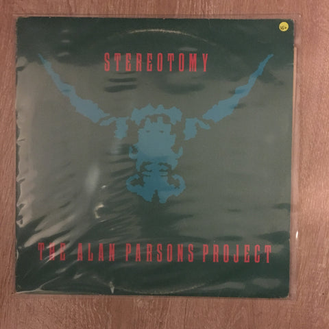 The Alan Parsons Project ‎– Stereotomy - Vinyl LP - Opened  - Very-Good+ Quality (VG+) - C-Plan Audio