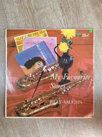 Billy Vaughn - My Favourite Songs - Vinyl LP Record - Opened  - Good Quality (G)