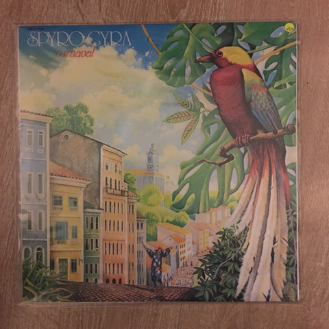 Spyrogyra - Carnaval - Vinyl LP - Opened  - Very-Good+ Quality (VG+) - C-Plan Audio