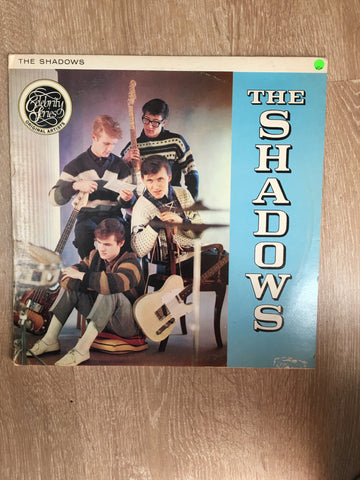 The Shadows - Vinyl LP Record - Opened  - Very-Good+ Quality (VG+) - C-Plan Audio