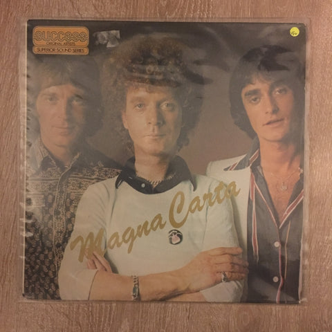 Magna Carta ‎- Vinyl LP - Opened  - Very-Good+ Quality (VG+) - C-Plan Audio