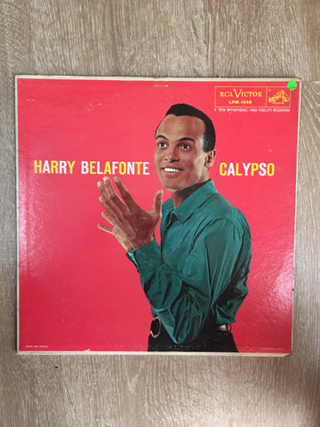 Belafonte - Calpyso - Vinyl LP Record - Opened  - Very-Good+ Quality (VG+) - C-Plan Audio