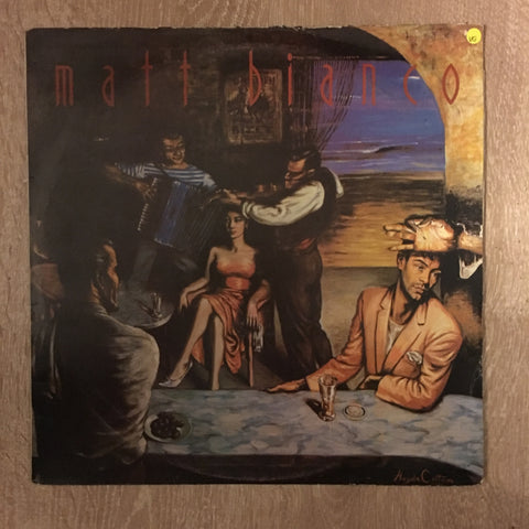 Matt Bianco - Vinyl LP - Opened  - Very-Good+ Quality (VG+)