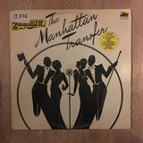 Manhattan Transfer -  Double Vinyl LP Album - Opened  - Very-Good+ Quality (VG+) - C-Plan Audio