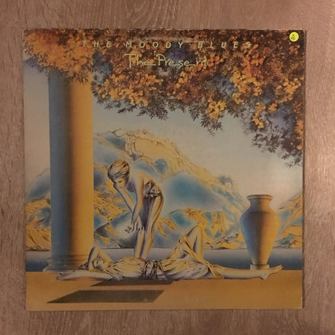 The Moody Blues ‎– The Present - Vinyl LP Record - Opened  - Very-Good Quality (VG)
