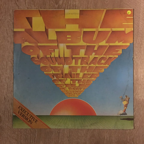 Monty Python ‎– The Album Of The Soundtrack Of The Trailer Of The Film Of Monty Python And The Holy Grail (Executive Version) - Vinyl LP Record - Opened  - Very-Good- Quality (VG-) - C-Plan Audio