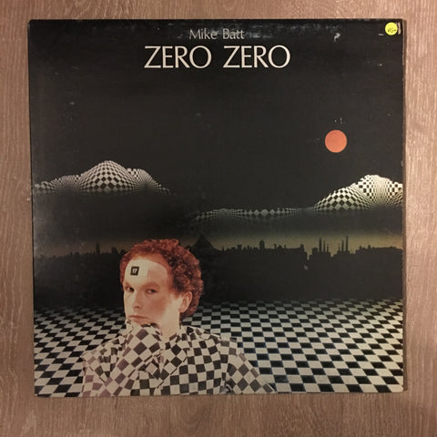Mike Batt - Zero Zero - Vinyl LP Record - Opened  - Very-Good+ Quality (VG+) - C-Plan Audio