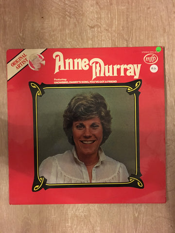Anne Murray - Original Artist Series - Vinyl LP Record - Opened  - Very-Good+ Quality (VG+)