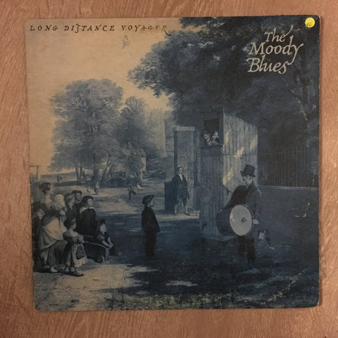 The Moody Blues ‎– Long Distance Voyager - Vinyl LP Record - Opened  - Very-Good Quality (VG) - C-Plan Audio
