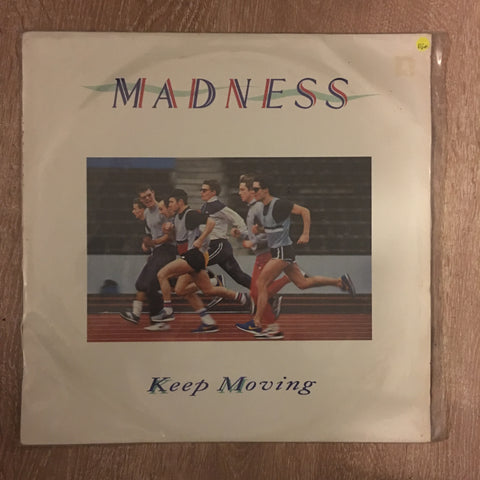 Madness - Keep Moving - Vinyl LP Record - Opened  - Very-Good+ Quality (VG+)