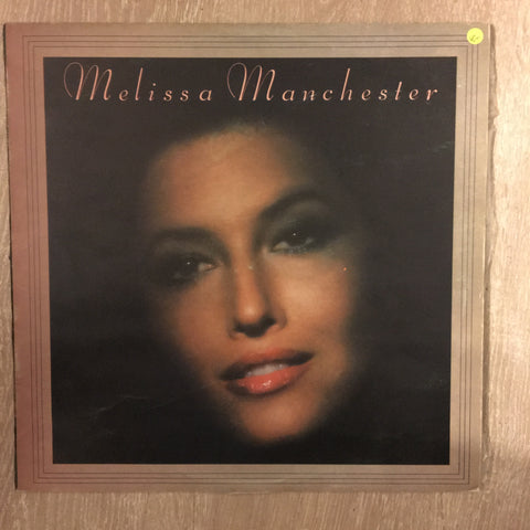 Melissa Manchester - Melissa Manchester - Vinyl LP - Opened  - Very-Good+ Quality (VG+)
