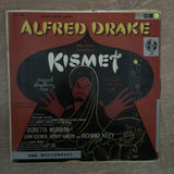 Alfred Drake - Kismet ‎- Vinyl LP Record - Opened  - Very-Good+ Quality (VG+)