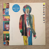 Leo Sayer - Living In A Fantasy- Vinyl LP Record - Opened  - Very-Good Quality (VG) - C-Plan Audio