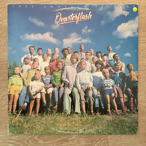 Quarterflash ‎– Take Another Picture  - Vinyl LP - Opened  - Very-Good+ Quality (VG+)