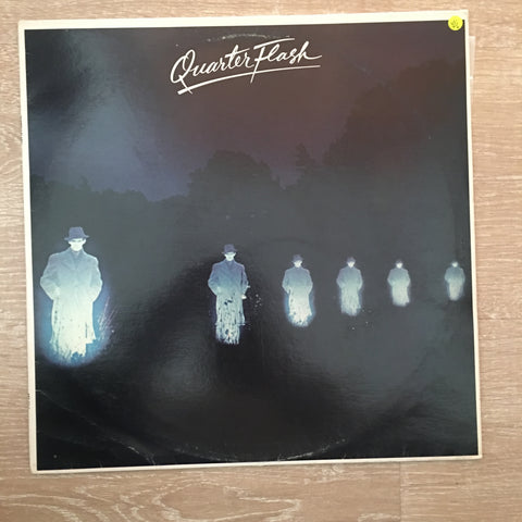 Quarterflash - Quarterflash  - Vinyl LP - Opened  - Very Good Quality (VG)