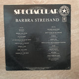 Barbra Streisand - Spectacular - Vinyl LP Record - Opened  - Very-Good Quality (VG) - C-Plan Audio