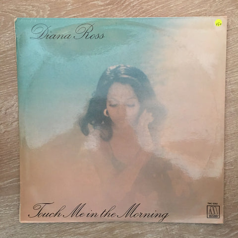Diana Ross - Touch Me In The Morning - Vinyl LP Record - Opened  - Very-Good+ Quality (VG+)
