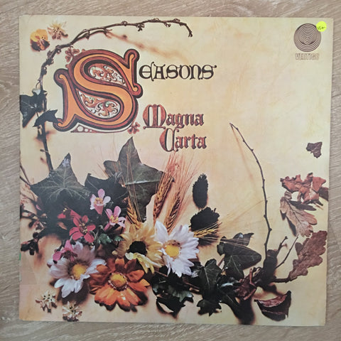 Magna Carta - Seasons - Vinyl LP Record - Opened  - Very-Good+ Quality (VG+)