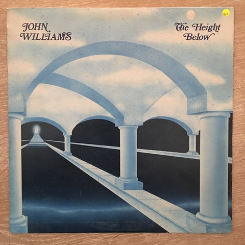 John Williams - The Height Below - Vinyl LP Record - Opened  - Very-Good+ Quality (VG+)