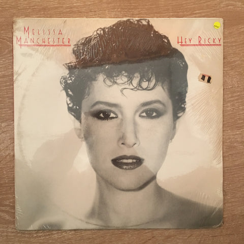 Melissa Manchester - Hey Ricky -  Vinyl LP - Sealed - C-Plan Audio