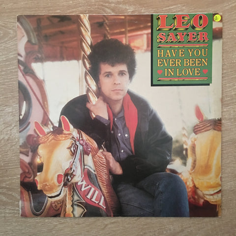 Leo Sayer - Have You Ever Been In Love - Vinyl LP Record - Opened  - Very-Good Quality (VG) - C-Plan Audio