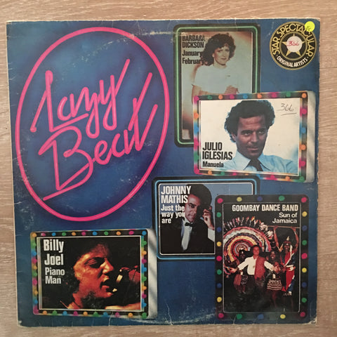 Various - Laxy Beat - Vinyl LP Record - Opened  - Very-Good Quality (VG) - C-Plan Audio