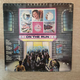Lake ‎– Live On The Run - Vinyl LP Record - Opened  - Very-Good Quality (VG) - C-Plan Audio