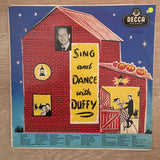 Duffy Ravenscroft - Sing and Dance With Duffy ‎– Vinyl LP Record - Opened  - Good+ Quality (G+)