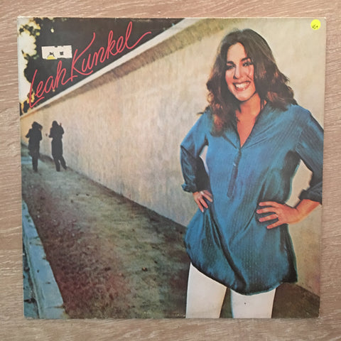 Leah Kunkel ‎– Leah Kunkel -  Vinyl LP Record - Opened  - Very-Good+ Quality (VG+)