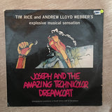 Tim Rice And Andrew Lloyd Webber ‎– Joseph And The Amazing Technicolor Dreamcoat - Vinyl LP Record - Opened  - Very-Good- Quality (VG-) - C-Plan Audio
