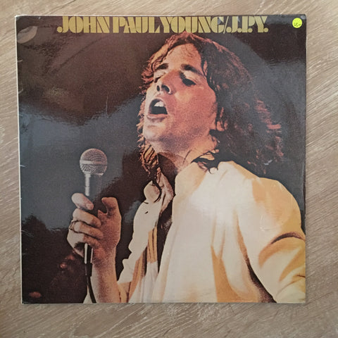 John Paul Young - JPY- Vinyl LP - Opened  - Very-Good+ Quality (VG+) - C-Plan Audio